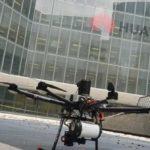 Presentato a Milano il drone 5G per la pubblica sicurezza