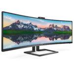 MMD presenta il monitor Philips 499P9H