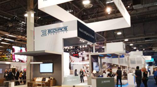 ECOVACS al CES: nel futuro con l'intelligenza artificiale