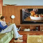 Al CES 2019 deuttano i nuovi ThinQ AI TV di LG