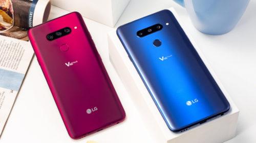 LG V40 ThinQ disponibile in  Italia