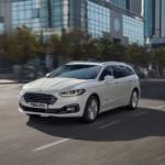 Ford presenta la Mondeo Hybrid