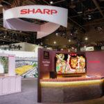 Al CES 2019 Sharp presenta una visione destinata a cambiare la società