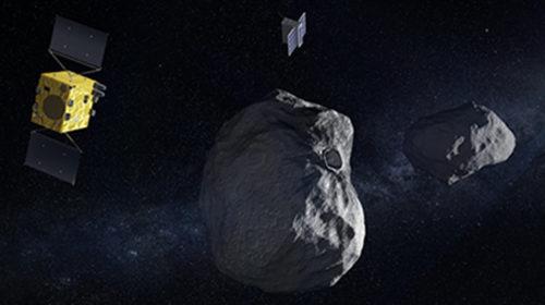 Allo studio metodi innovativi per individuare e deviare gli asteroidi in rotta di collisione con la Terra