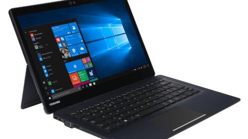 Toshiba: arriva in Italia la serie di notebook business 2-in-1 Portégé X30T-E