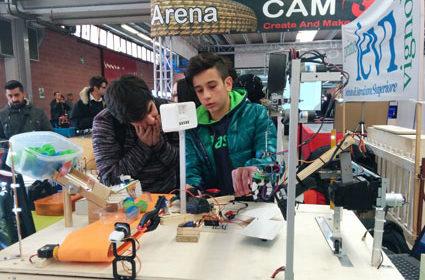"""Al via a Modena le """"Olimpiadi robotiche"""""""