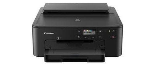 PIXMA TS705: la più piccola stampante inkjet Canon con cinque inchiostri separati