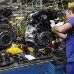 A novembre in calo l'indice della produzione industriale