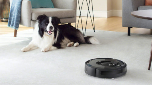 iRobot annuncia l'arrivo in Italia di Roomba i7+