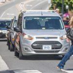 Ford sperimenta anche in Europa il linguaggio che consente ai veicoli a guida autonoma di comunicare con gli utenti della strada