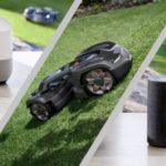 Husqvarna lancia un tosaerba robotizzato abilitato alla AI con AWD