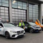"""Il banco di prova """"AutoAir"""" 5G per veicoli autonomi e connessi diventa operativo"""
