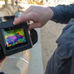 FLIR lancia la sua prima fotocamera non raffreddata per il rilevamento di gas metano