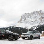 Vacanze sulla neve con il Jaguar Land Rover Winter Tour