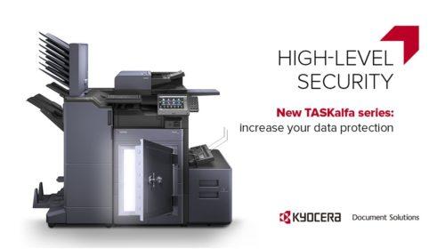KYOCERA Document Solutions annuncia una nuova gamma di dispositivi A3 TASKalfa