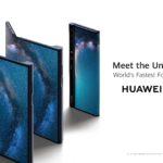 Huawei presenta HUAWEI Mate X