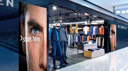 NEC lancia una nuova gamma di soluzioni digital signage per il settore retail