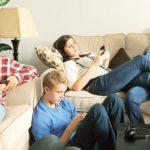 Giovani 'affamati' di Giga, nel panico senza la rete
