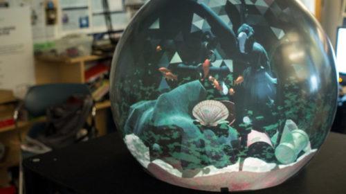 La visualizzazione sferica avvicina la realtà virtuale alla collaborazione