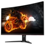 AOC amplia la serie G1 e presenta il monitor CQ32G1