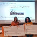 """Tor Vergata"" vince l'Amazon Innovation Award 2018"