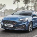 Ford presenta la nuova Focus ST