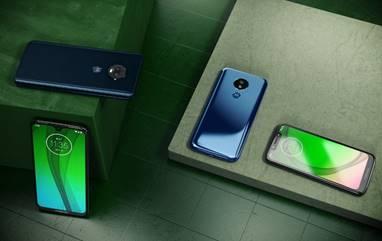 Da Motorola il nuovo moto g7