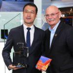 Huawei Mate X vince il Premio Glomo