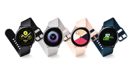 Samsung Galaxy Watch Active arriva in Italia