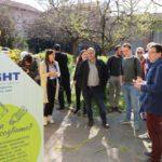 Le EcoIsole RAEE di Milano diventano modello per la rete globale del C40
