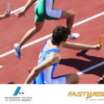 Fastweb è Partner di FIDAL fino al 2020