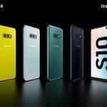 I nuovi Samsung Galaxy S10e, S10 e S10+ arrivano in Italia