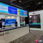 LG presenta le soluzioni tecnologiche dedicate al settore aeroportuale al Passenger Terminal EXPO 2019
