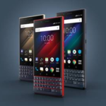 Gli smartphone BlackBerry KEY2 e KEY2 LE di TCL Communication premiati con due iF DESIGN AWARDS 2019