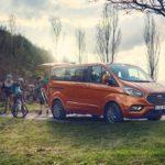 Ford Tourneo Custom: il People Mover ancora più efficiente grazie alla tecnologia Mild Hybrid