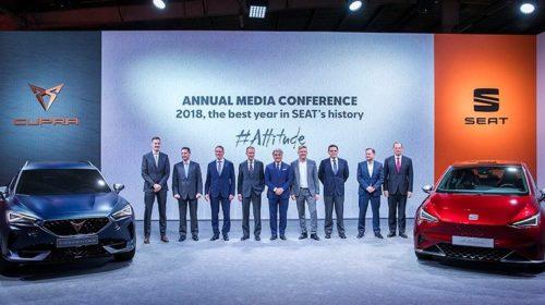 SEAT lancerà sei modelli ibridi elettrici e plug-in e svilupperà una nuova piattaforma in Spagna per i veicoli elettrici