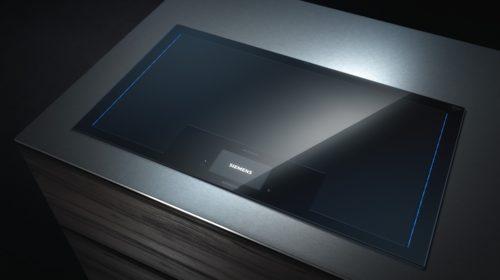 Siemens presenta il nuovo piano a induzione freeInduction Plus di studioLine