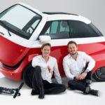 Microlino: la micro car elettrica del nuovo millennio