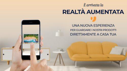 Arriva la realtà aumentata sull'app di Unieuro