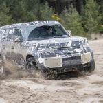 Land Rover: la nuova Defender supera il milione di chilometri di sperimentazione e sviluppo a fianco di Tusk Trust