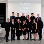 """Lisa Marks si aggiudica il Grand Prix """"Lexus Design Award 2019"""""""