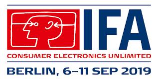 Presentata l'edizione 2019 dell'IFA di Berlino