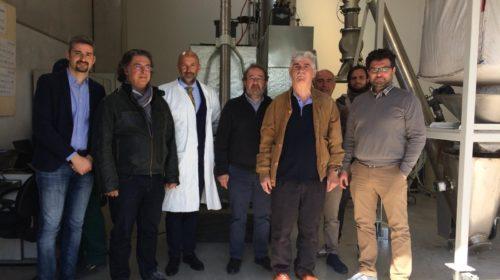 Al Campus dell'Università di Parma un nuovo impianto sperimentale per la trasformazione di biomasse vegetali con recupero energetico