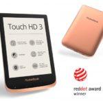 Red Dot Design Award per Pocketbook