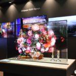 OLED Transparent di LG: i display del futuro arrivano sul mercato italiano