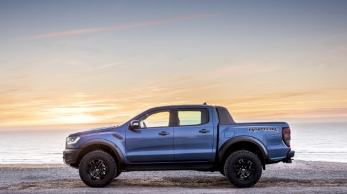 Ranger Raptor: la declinazione Ford Performance del pick up best seller dell'Ovale Blu