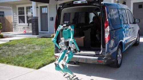 Ford collabora con Agility Robotics per esplorare una nuova frontiera nel mondo dell'automazione