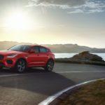 Jaguar presenta la E-PACE Chequered Flag special edition