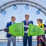 L'apertura del nuovo parco eolico olandese farà sì che Philips diventi CO2 neutrale entro il 2020
