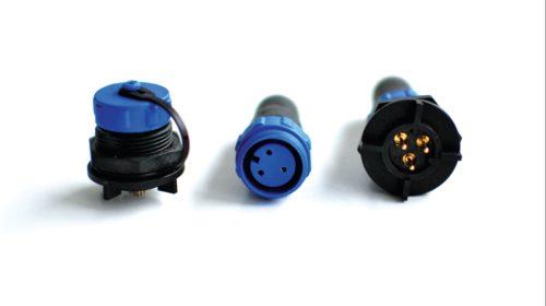 RS Components presenta le versioni intelligenti dei connettori circolari Bulgin